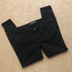 Zara Black Ankle Jeans